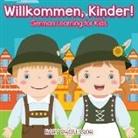 Baby, Baby Professor - Willkommen, Kinder! | German Learning for Kids