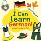 Baby, Baby Professor - I Can Learn German! | German Learning for Kids