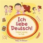 Baby, Baby Professor - Ich liebe Deutsch! | German Learning for Kids