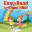 Baby, Baby Professor - Easy Read Adventure Stories - Sight Words for Kids