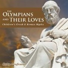Baby, Baby Professor - The Olympians and Their Loves- Children's Greek & Roman Myths