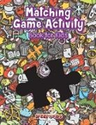 Speedy Kids - Matching Game Activity Book for Kids