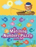 Speedy Kids - Matching Numbers Puzzle Activity Book