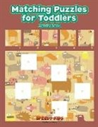 Speedy Kids - Matching Puzzles for Toddlers Activity Book