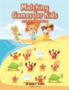 Speedy Kids - Matching Games for Kids (Activity Book Edition)