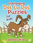 Speedy Kids - Challenging Dot to Dot Puzzles for Kids