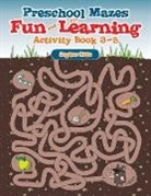 Jupiter Kids - Preschool Mazes for Fun and Learning