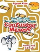 Jupiter Kids - Can You Find Your Way Out of These Confusing Mazes?