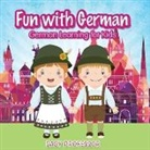 Baby, Baby Professor - Fun with German! | German Learning for Kids