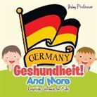 Baby, Baby Professor - Geshundheit! And More | Learning German for Kids
