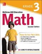 McGraw Hill, McGraw-Hill, Mcgraw-Hill Education - McGraw-Hill Education Math Grade 3, Second Edition