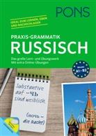 Olena Prusikin, PON GmbH, PONS GmbH - PONS Praxis-Grammatik Russisch