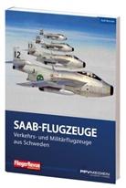 Rolf Wurster - Saab-Flugzeuge