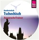 Martin Wortmann - Reise Know-How AusspracheTrainer Tschechisch, 1 Audio-CD (Hörbuch)