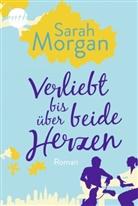 Sarah Morgan - Verliebt bis über beide Herzen