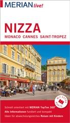 Gisel Buddée, Gisela Buddée, Timo Lutz - MERIAN live! Reiseführer Nizza, Monaco, Cannes, Saint-Tropez