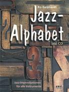 Ro Gebhardt - Jazz-Alphabet