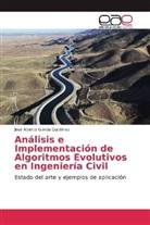 José Alberto García Gutiérrez - Análisis e Implementación de Algoritmos Evolutivos en Ingeniería Civil