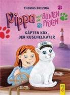 Thomas Brezina, Petra Herberger - Pippa und die Bunten Pfoten - Käpten Kox, der Kuschelkater