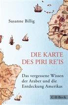 Susanne Billig - Die Karte des Piri Re'is