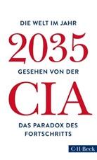Nationa Intelligence Council, National Intelligence Council - Die Welt im Jahr 2035