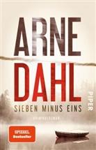 Arne Dahl - Sieben minus eins
