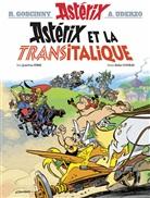 Didier Conrad, Jean-Yves Ferri, Ferri+conrad+goscin+, René Goscinny, Albert Uderzo, Didier Conrad - Astérix et la Transitalique