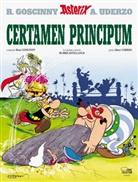 René Goscinny, Albert Uderzo, Albert Uderzo - Asterix - Certamen Principum