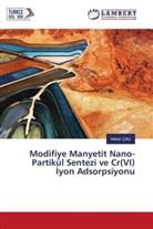 Hakan Çiftçi - Modifiye Manyetit Nano-Partikül Sentezi ve Cr(VI) yon Adsorpsiyonu