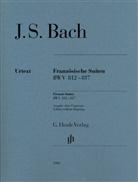 Johann Sebastian Bach, Ullrich Scheideler - Bach, Johann Sebastian - Französische Suiten BWV 812-817
