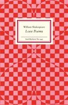 William Shakespeare, Jutt Kaussen, Jutta Kaußen - Love Poems