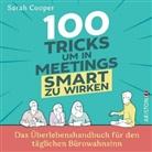 Sarah Cooper - 100 Tricks, um in Meetings schlau zu wirken