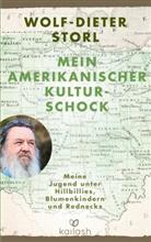 Dr. Wolf-Dieter Storl, Wolf-Dieter Storl - Mein amerikanischer Kulturschock
