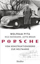 Jutta Braun, Nil Havemann, Nils Havemann, Wolfra Pyta, Wolfram Pyta - Porsche