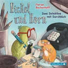 Florian Beckerhoff, Andreas Fröhlich - Nickel & Horn, 2 Audio-CDs (Hörbuch)