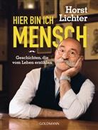 Horst Lichter, Steinmeier, Michael Wissing - Hier bin ich Mensch