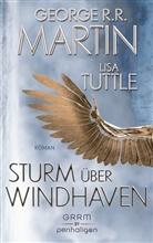 George R Martin, George R. R. Martin, Lisa Tuttle - Sturm über Windhaven