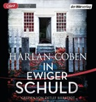 Harlan Coben, Thomas Petruo, Detlef Bierstedt, Gunnar Kwisinski, Thomas Petruo, Manue Mendes Teixeira - In ewiger Schuld, 1 Audio-CD, (Hörbuch)