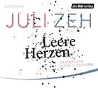 Juli Zeh, Ulrike C. Tscharre - Leere Herzen, 6 Audio-CDs (Hörbuch)