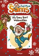 Nina Dulleck, Paul Maar, Nina Dulleck - Das Sams feiert Weihnachten