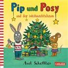 Axel Scheffler, Axel Scheffler - Pip und Posy und der Weihnachtsbaum