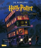 J. K. Rowling, Jim Kay - Harry Potter und der Gefangene von Askaban, Schmuckausgabe