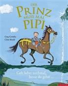 Greg Gormley, Chris Mould - Der Prinz muss mal Pipi