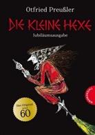 Otfried Preußler, Otfried (Prof.) Preussler, Winnie Gebhardt - Die kleine Hexe, Jubiläumsausgabe