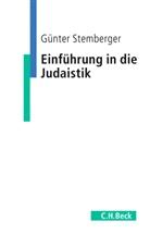 Günter Stemberger - Einführung in die Judaistik