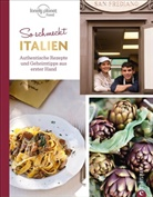 Sara Barrell, Lonely Planet, Lonely Planet, Susan Wright - So schmeckt Italien
