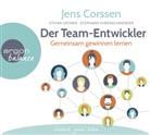 Jens Corssen, Step Ehrenschwendner, Stephanie Ehrenschwendner, Stefa Gröner, Stefan Gröner, Christian Baumann... - Der Team-Entwickler, 4 Audio-CDs (Hörbuch)