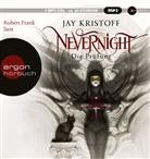 Jay Kristoff, Robert Frank - Nevernight - Die Prüfung, 3 Audio-CD, MP3 (Hörbuch)
