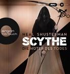 Neal Shusterman, Elias Emken, Marian Funk, Dirk Kauffels, Peter Lontzek, Torsten Michaelis... - Scythe - Die Hüter des Todes, 2 Audio-CD, MP3 (Hörbuch)