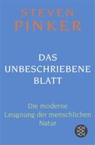 Steven Pinker - Das unbeschriebene Blatt